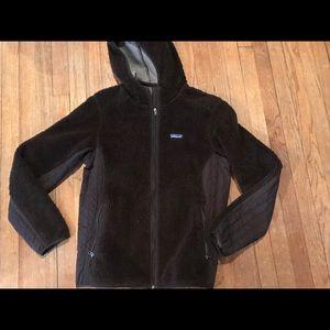 Women's Patagonia fleece zip jacket